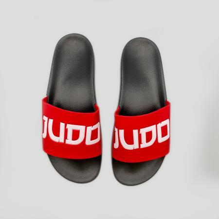Judo Unisex Flip Flops -...